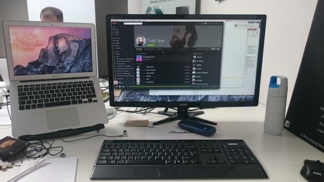 My final setup :D